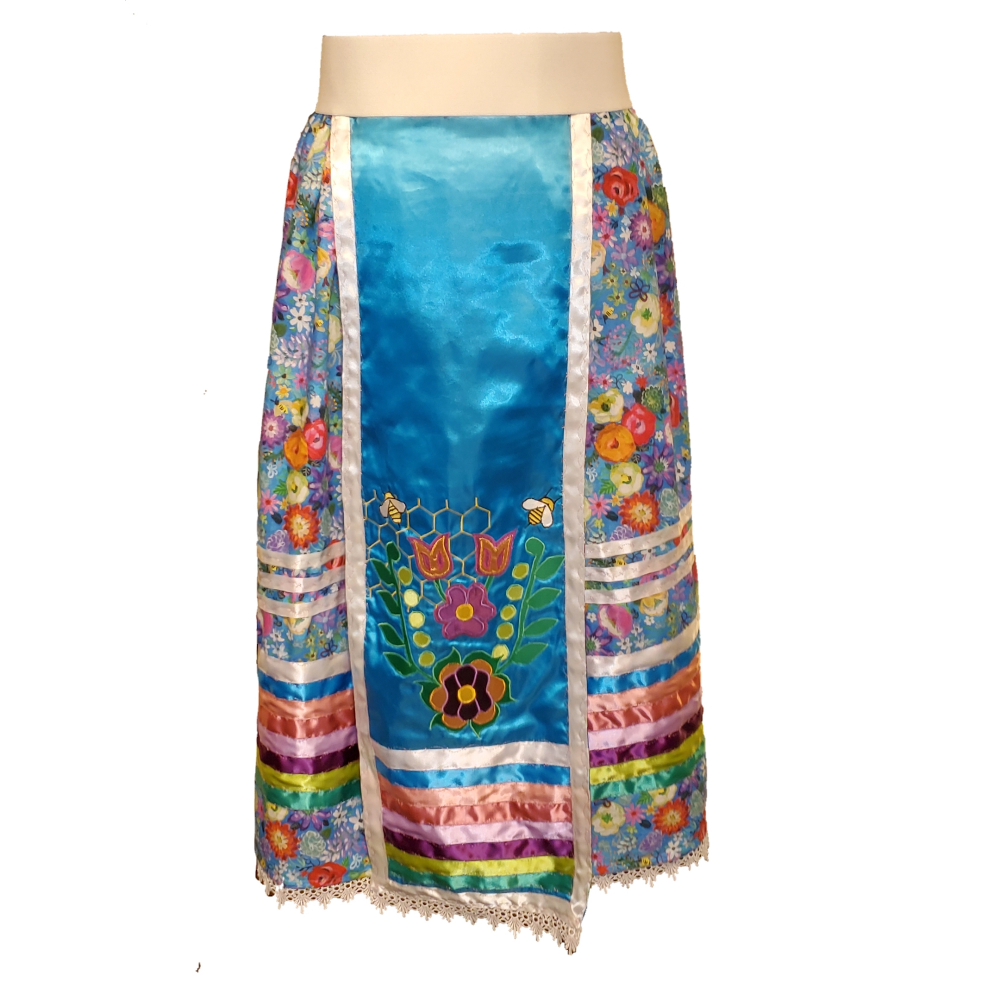 Haudenosaunee Ribbon Skirt