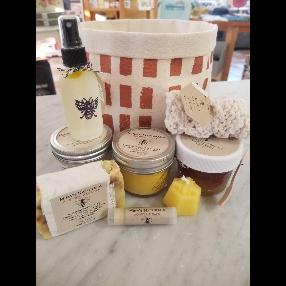Mira's Naturals Gift Basket