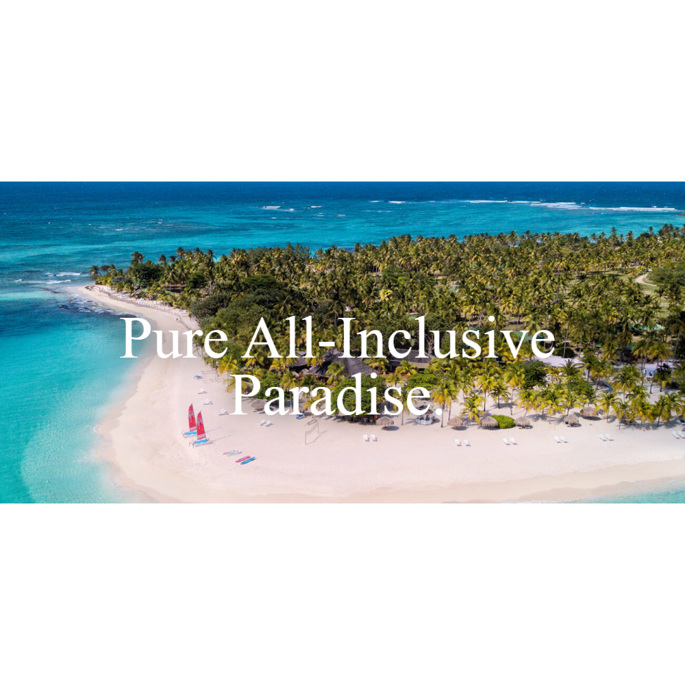 7 Nights at Palm Island the Grenadines