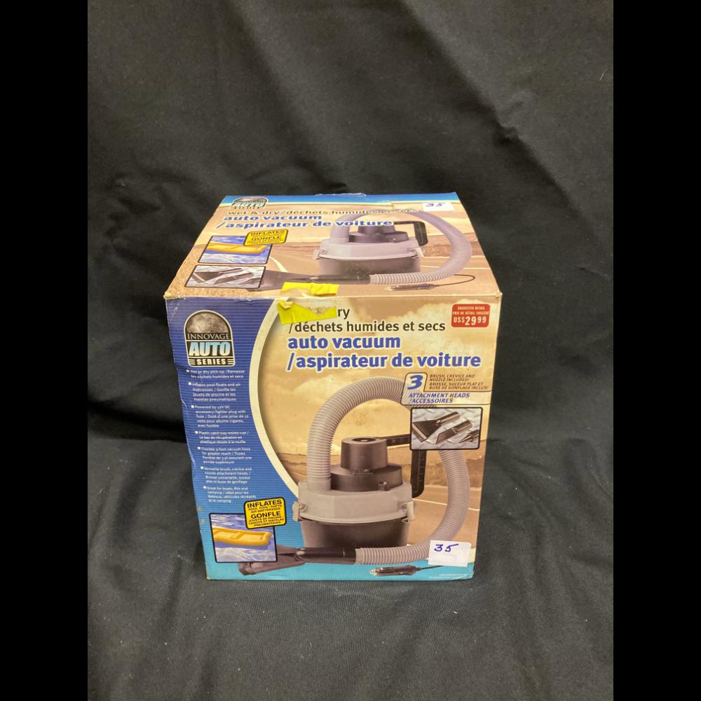 Mini Car Wet/Dry Vacuum Cleaner