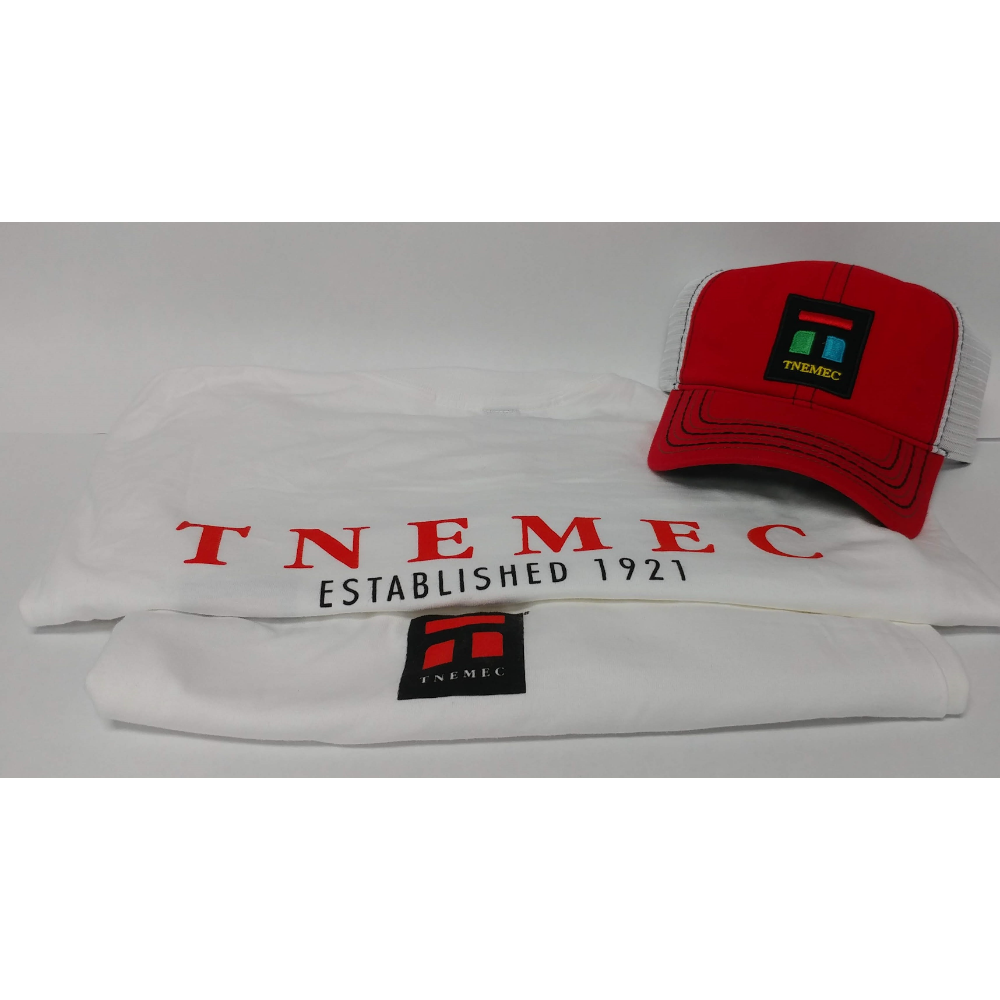 Tnemec XXL T-Shirt and Truckers Hat