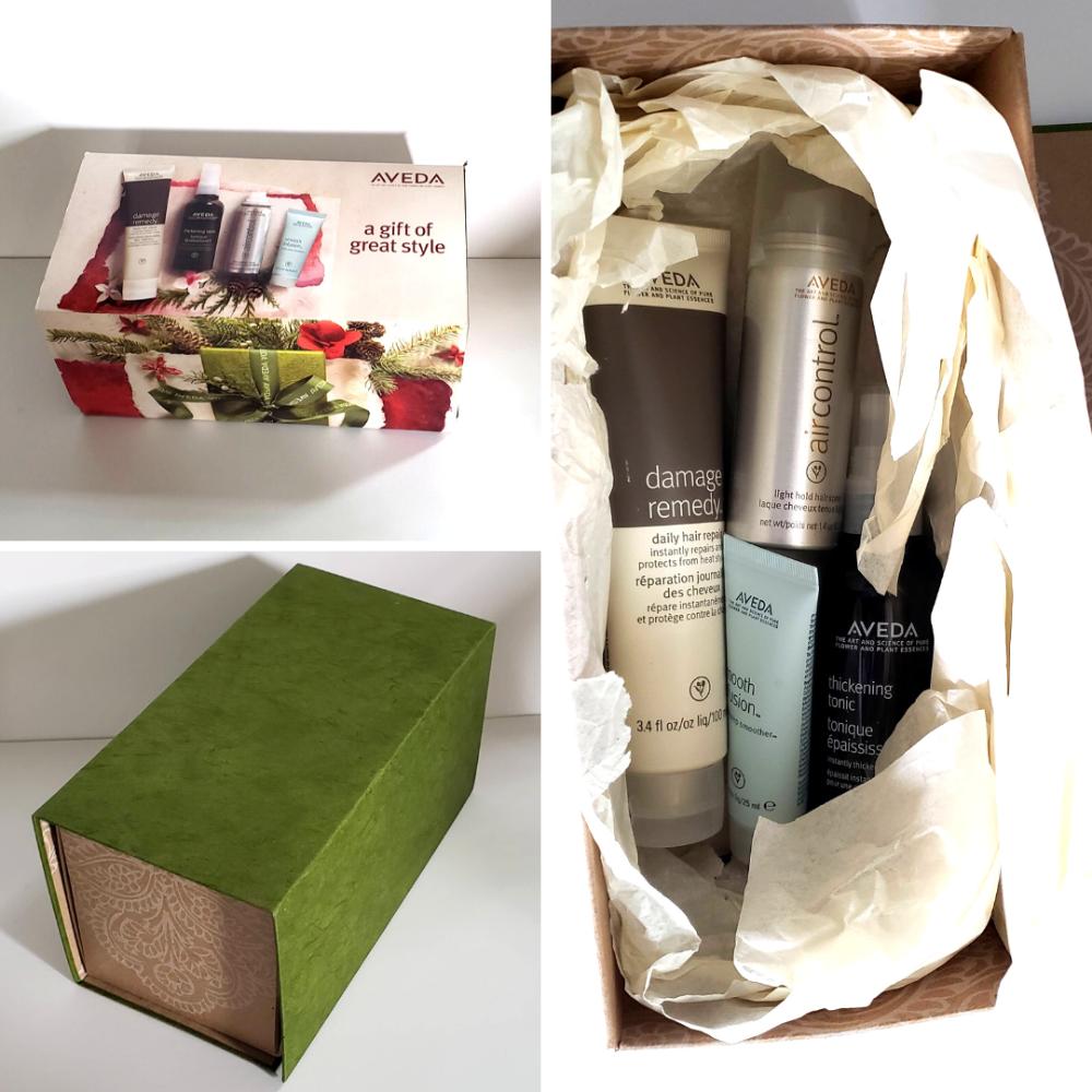 Aveda Organic Hair Care Gift Set