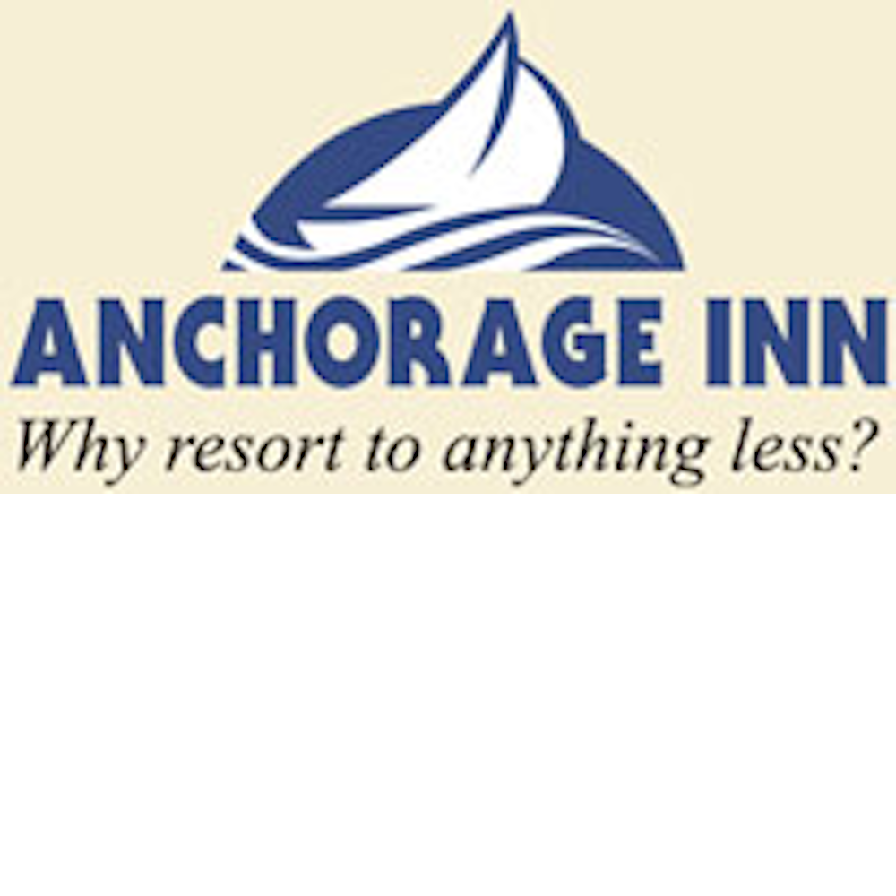Anchorage Inn 2 Night Stay and Dine Package Gift Certificate