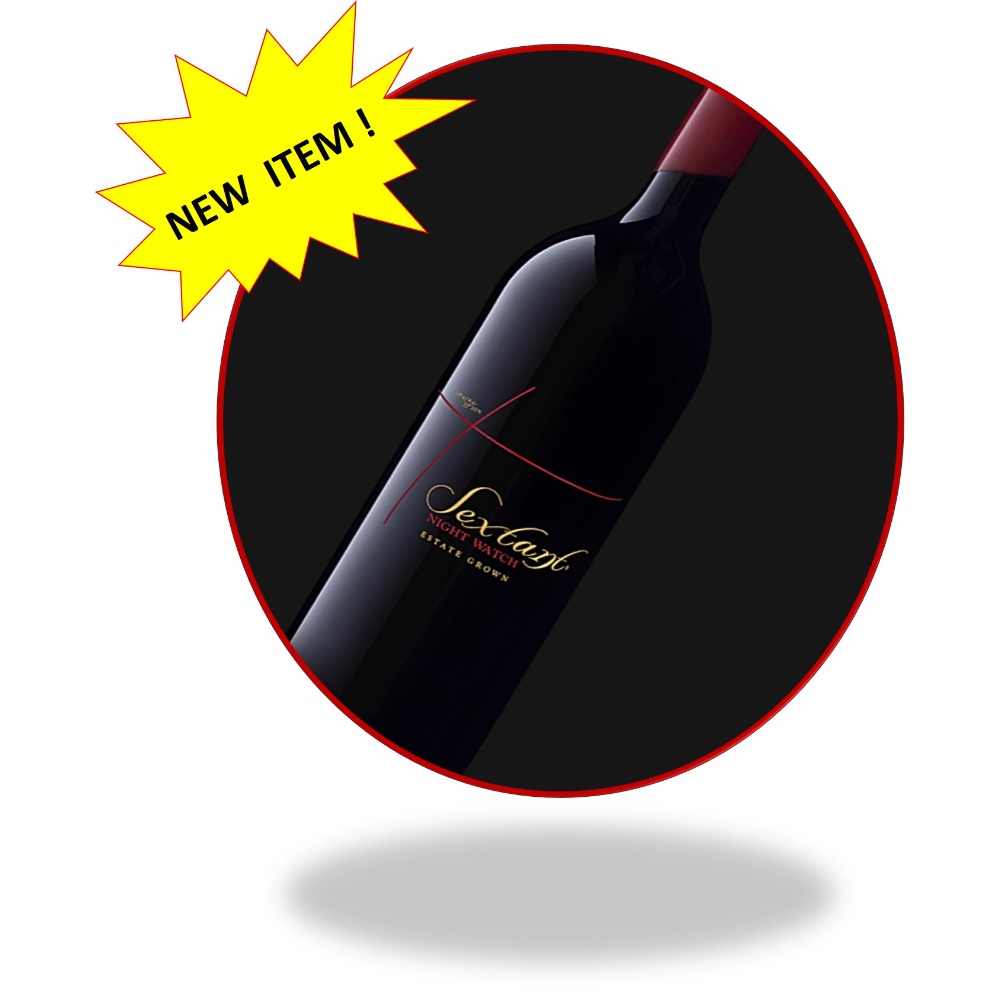Sextant 2016 Night Watch Red Wine