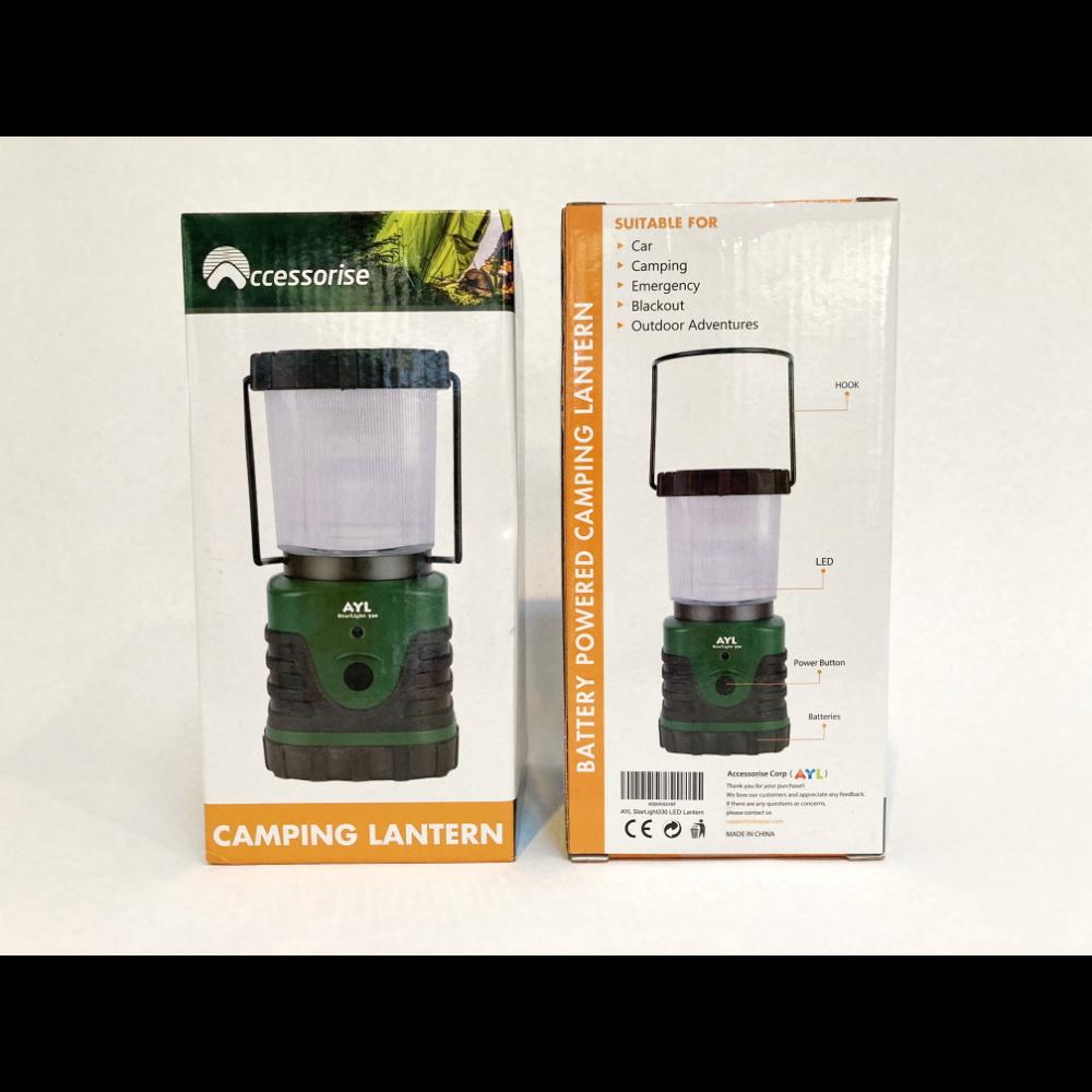 Two Emergency Lanterns