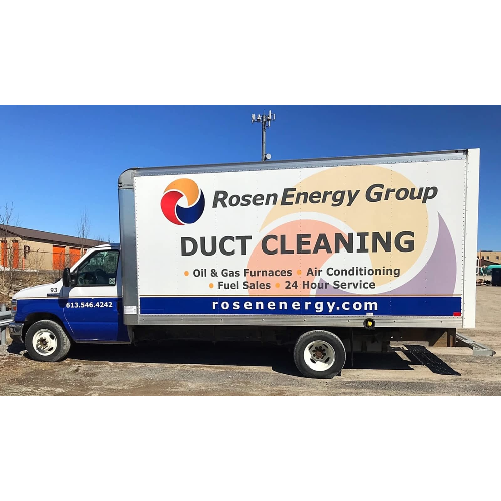 Gift certificate for duct cleaning donated by Rosen Energy Group *PREMIUM ITEM*