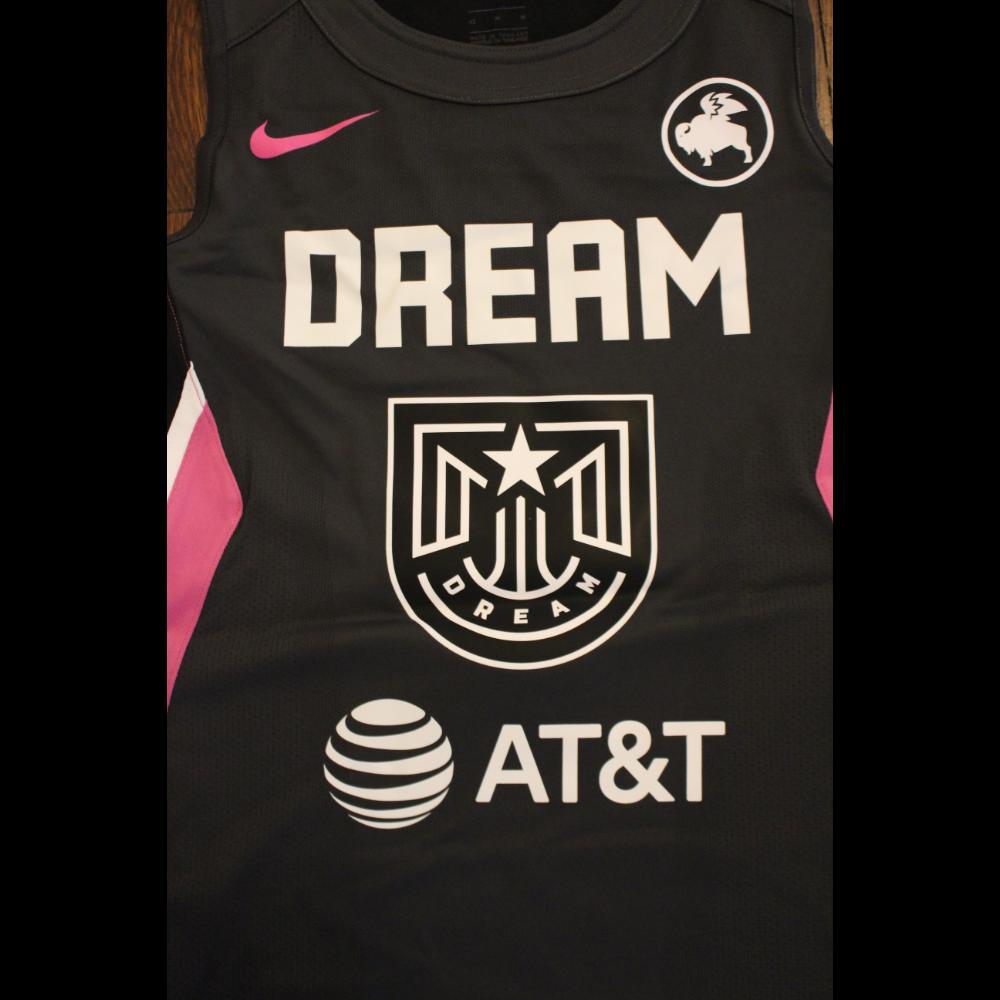 Betnijah Laney 2020 Pink Uniform