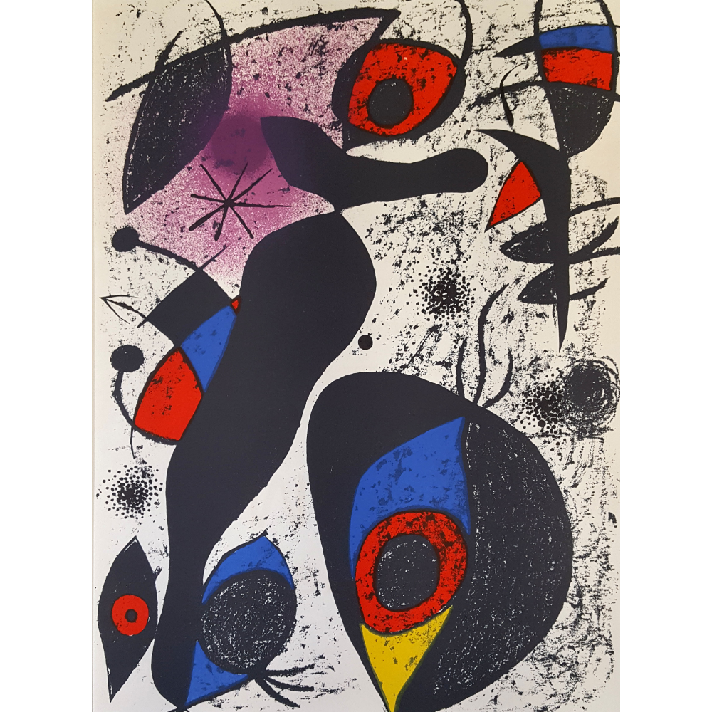 """Untitled"" - Joan Miro"