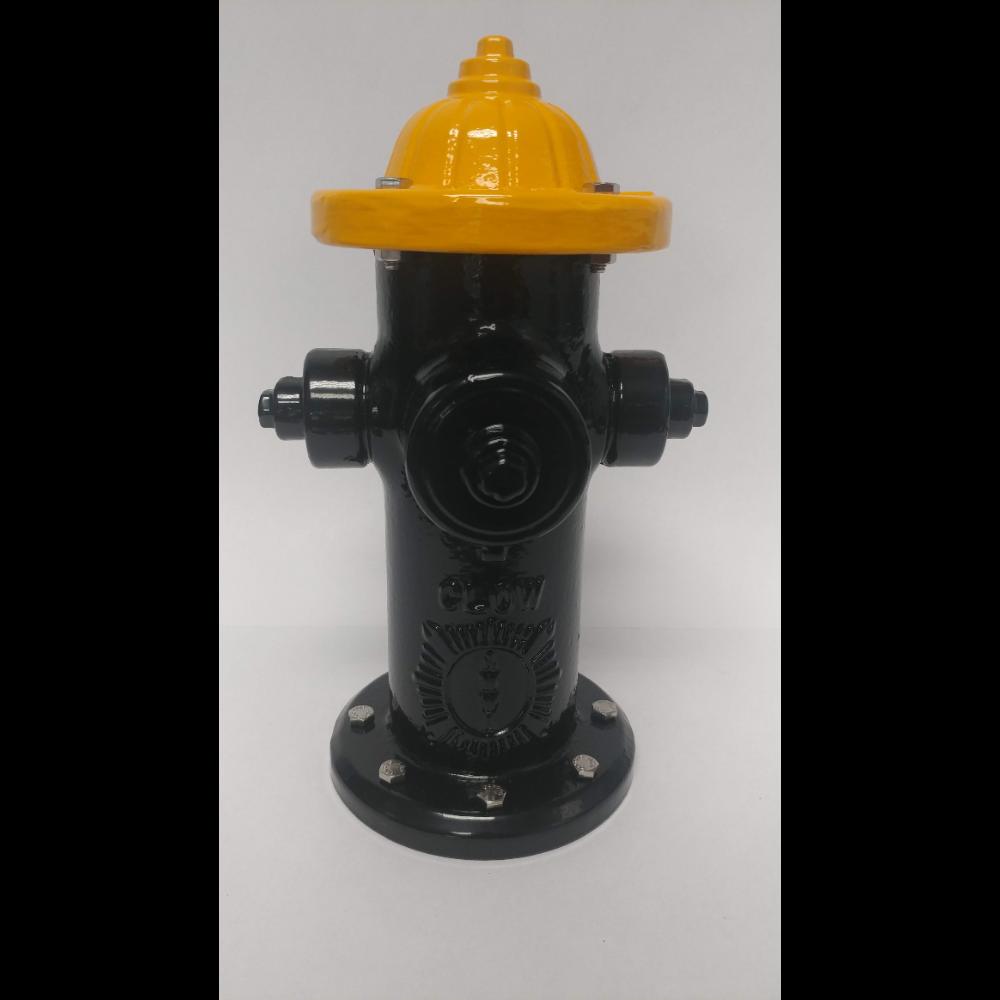 University of Iowa Fire Hydrant