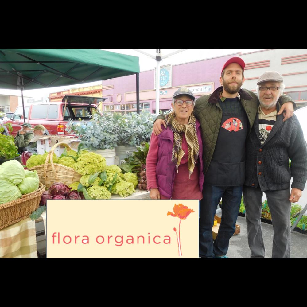 Flora Organica $50 certificate