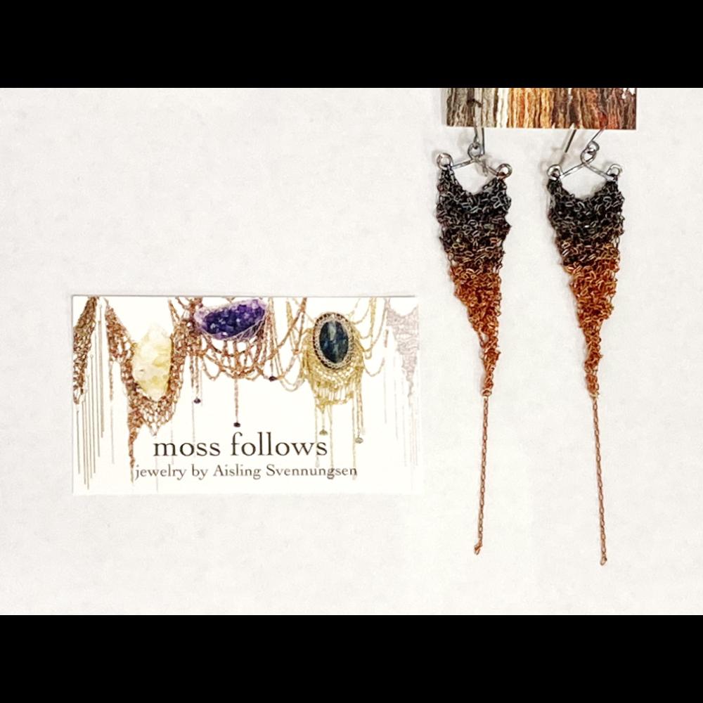 Moss Follows Earrings