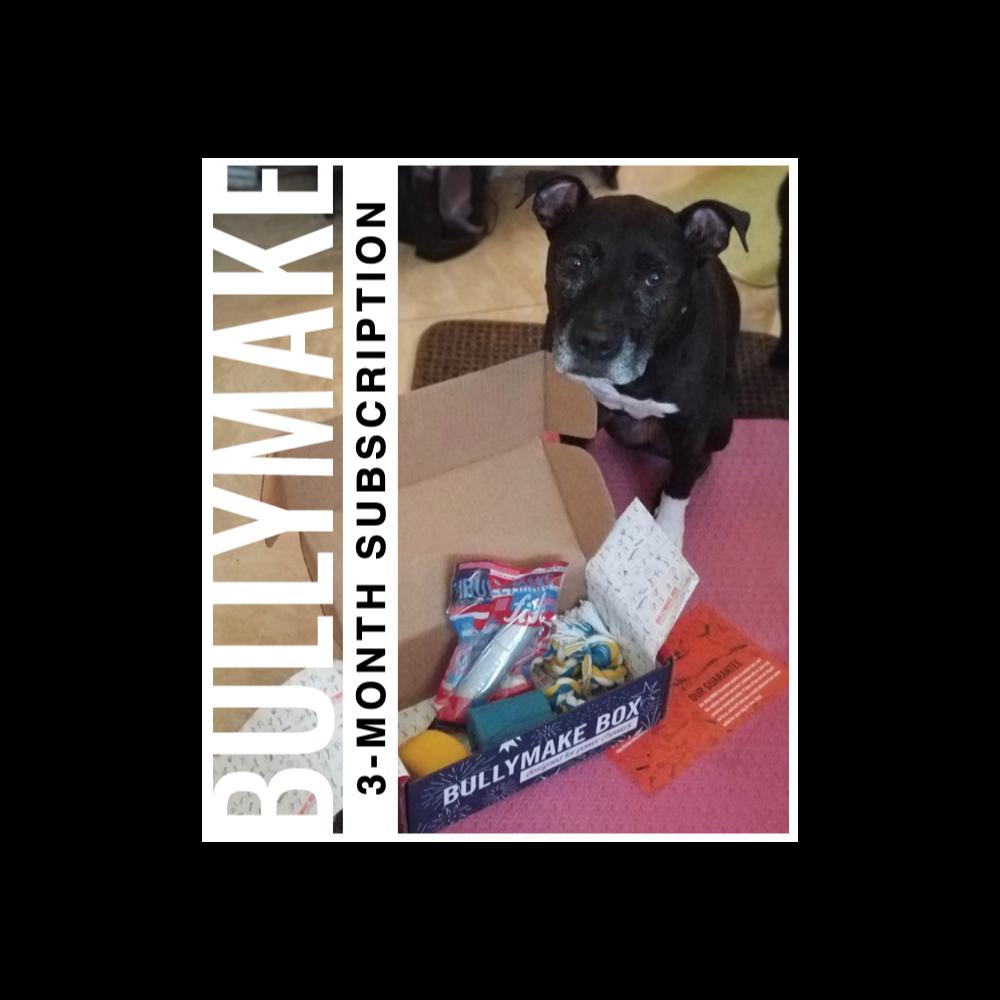 3-mo Bullymake Box