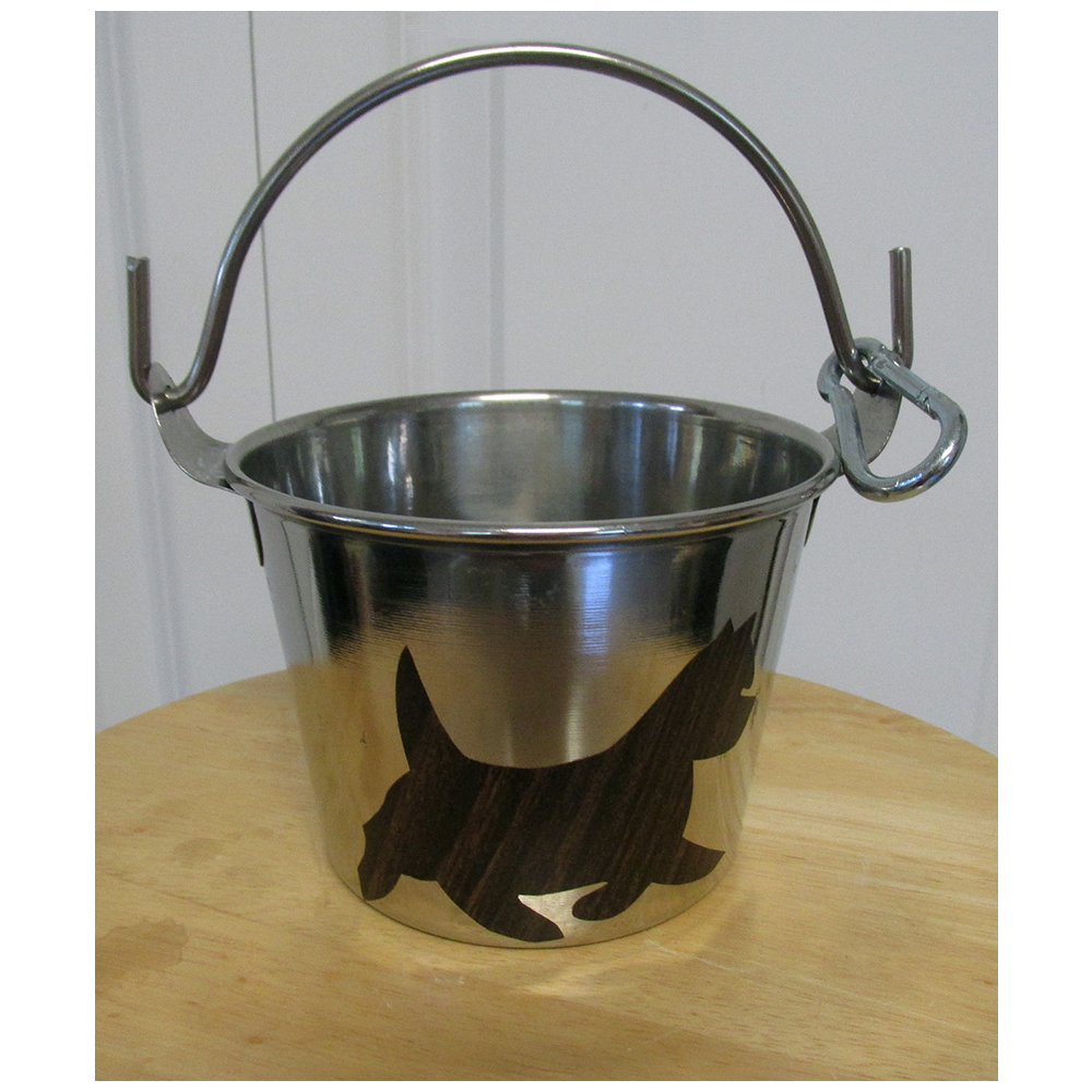 Stainless Steel Cairn Pail