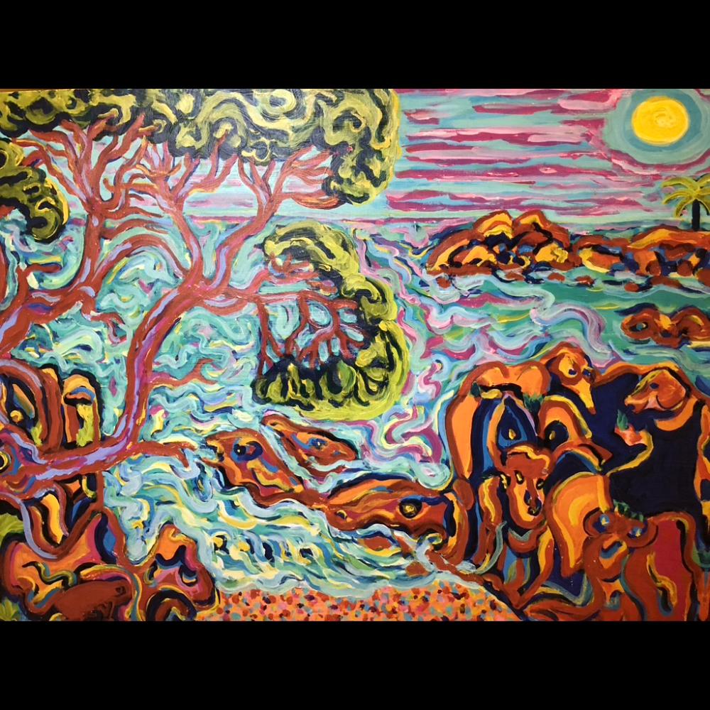 Igor Marceau canvas print