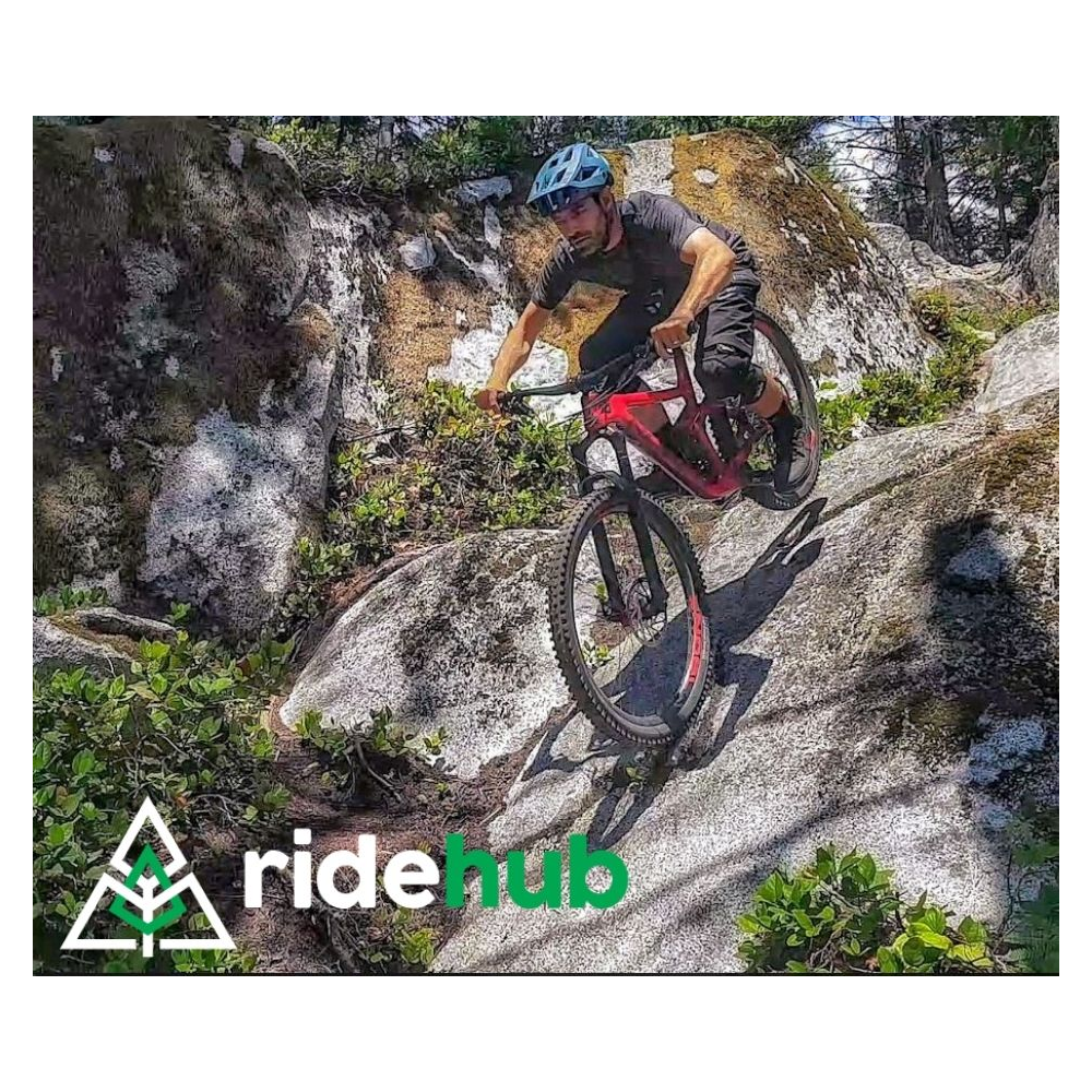 Ride Hub 1/2 Day Private Mountain Biking Lesson or Guiding for 1-2 People in Squamish, BC