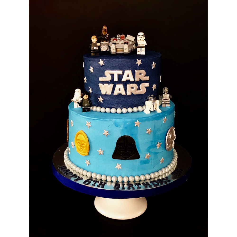 """Custom Cake from the """"Astros Cake Lady"""" (a Cottage Law Baker)"""