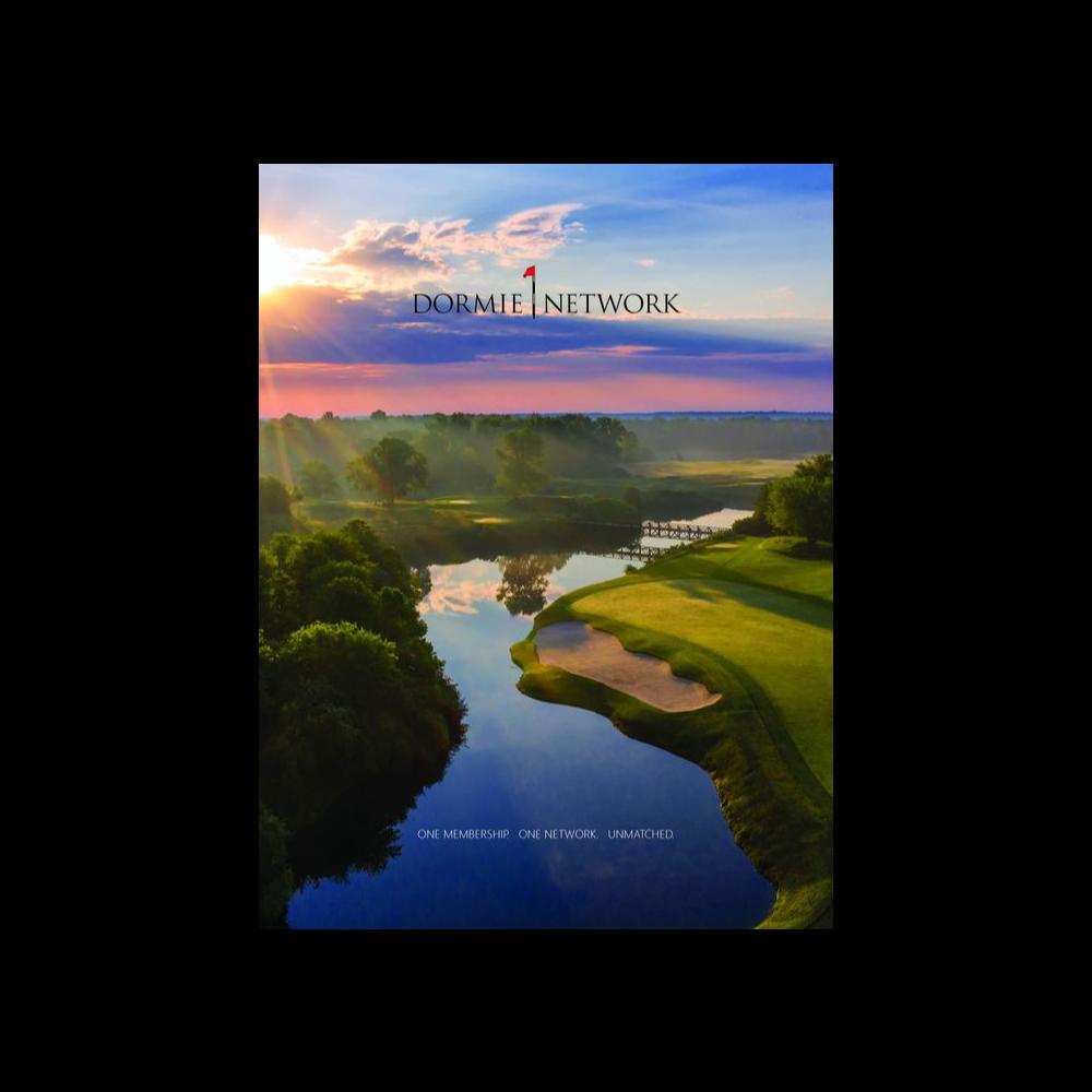 Dormie Network 1 Year Golf Membership