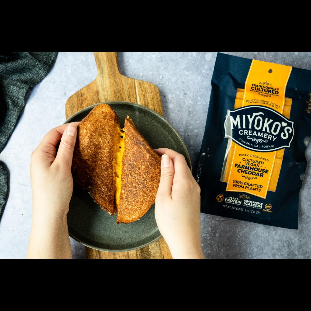 Miyoko's Cheese Raffle Basket