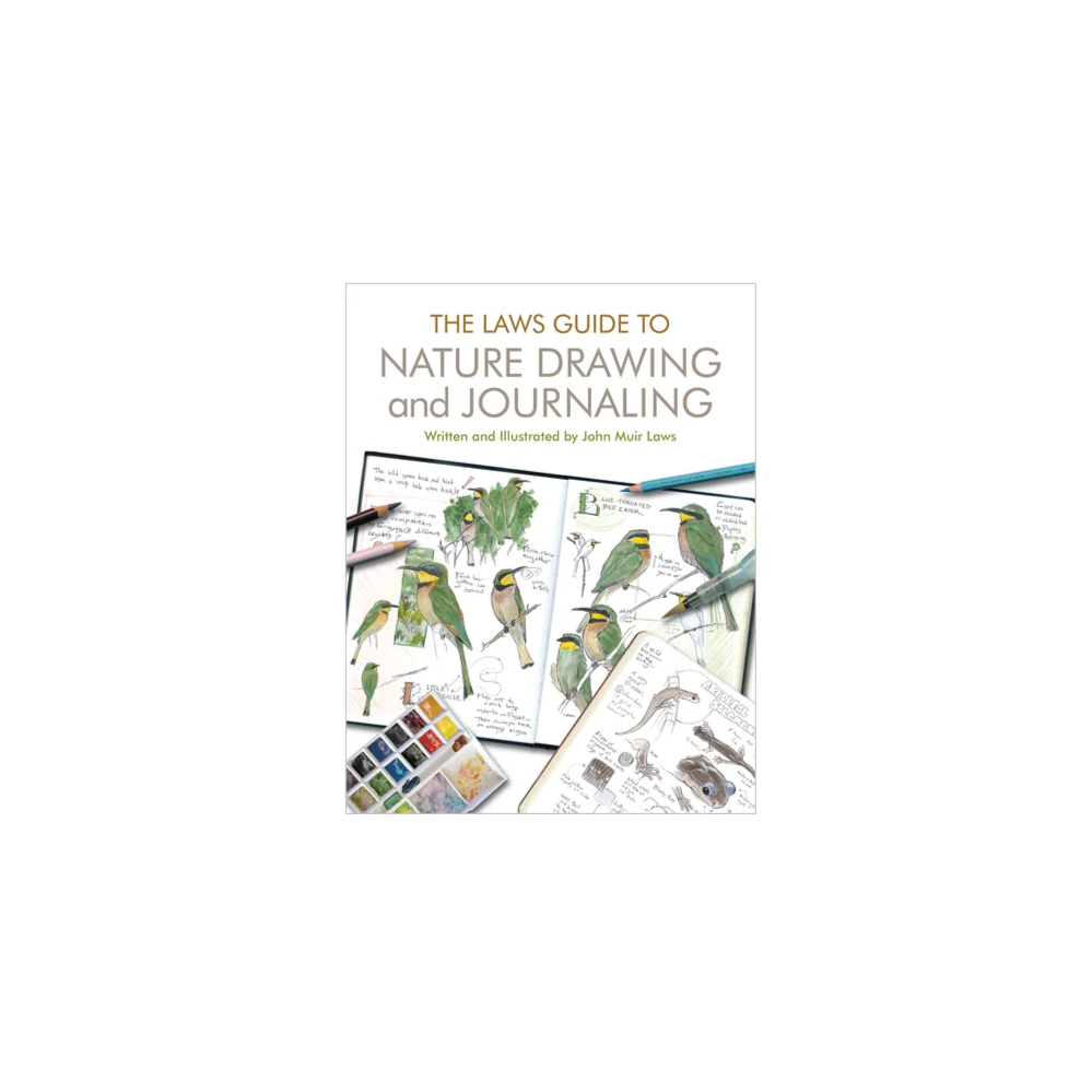 Signed Copy of Nature Drawing and Journaling by John Muir Laws
