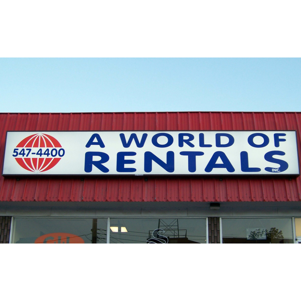 $200 Gift certificate donated by A World of Rentals