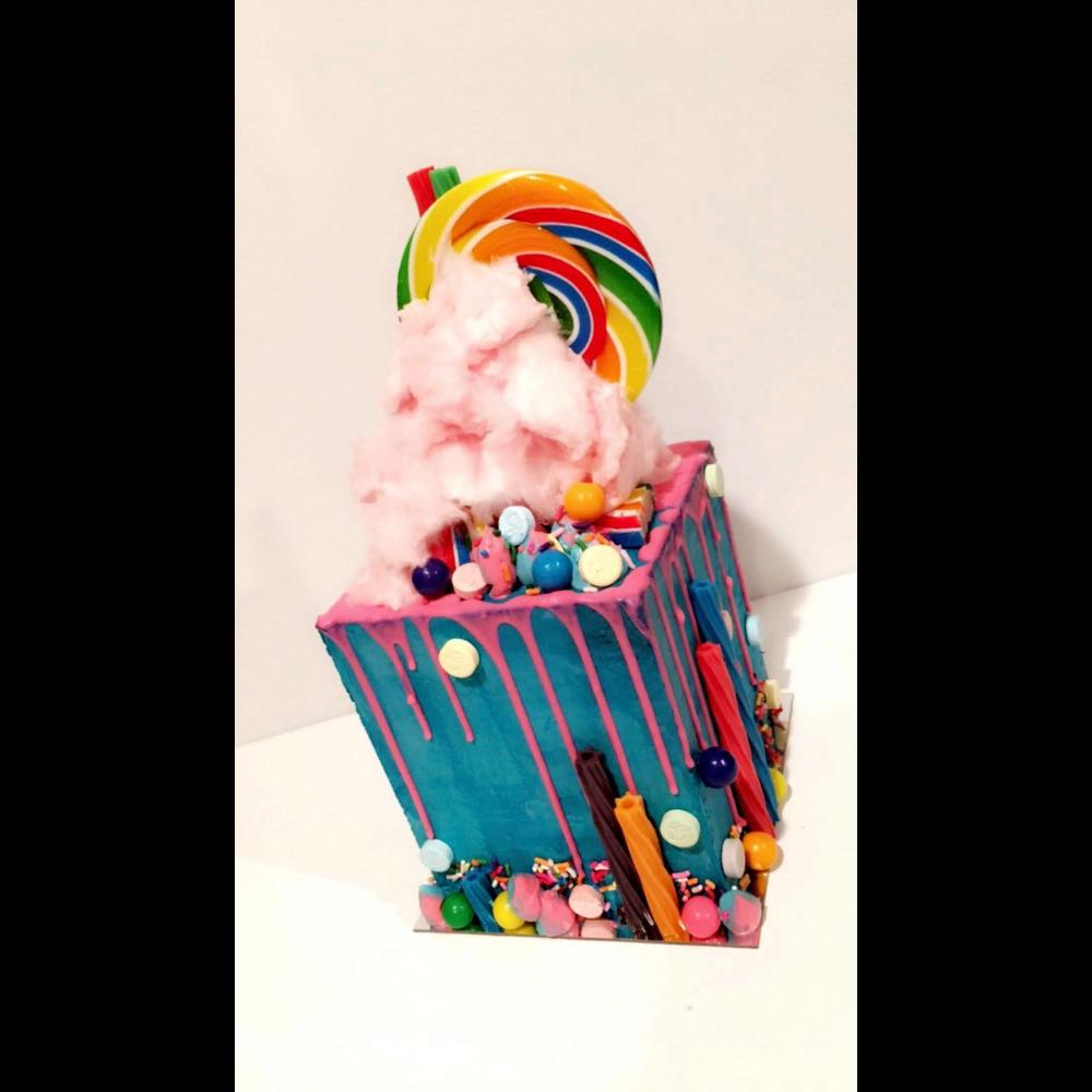 """Specialty Custom Pride Cake (6"""" Cake)"""