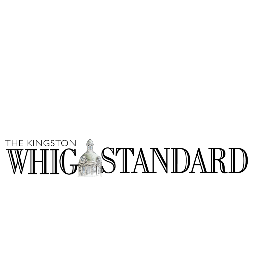 1/2 page colour advertisement donated by The Kingston Whig Standard *PREMIUM ITEM*