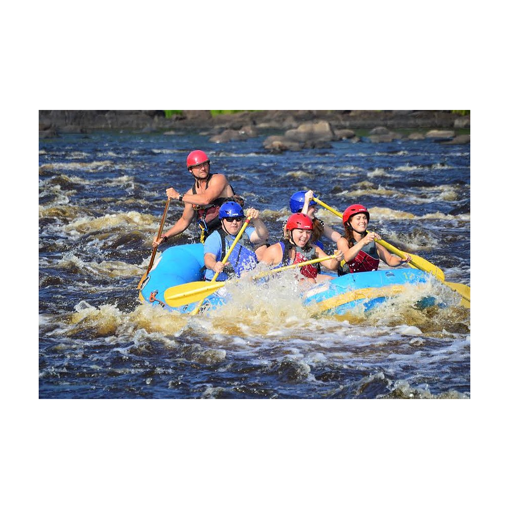 Swiftwater Adventures Rafting for 6 on St. Louis River