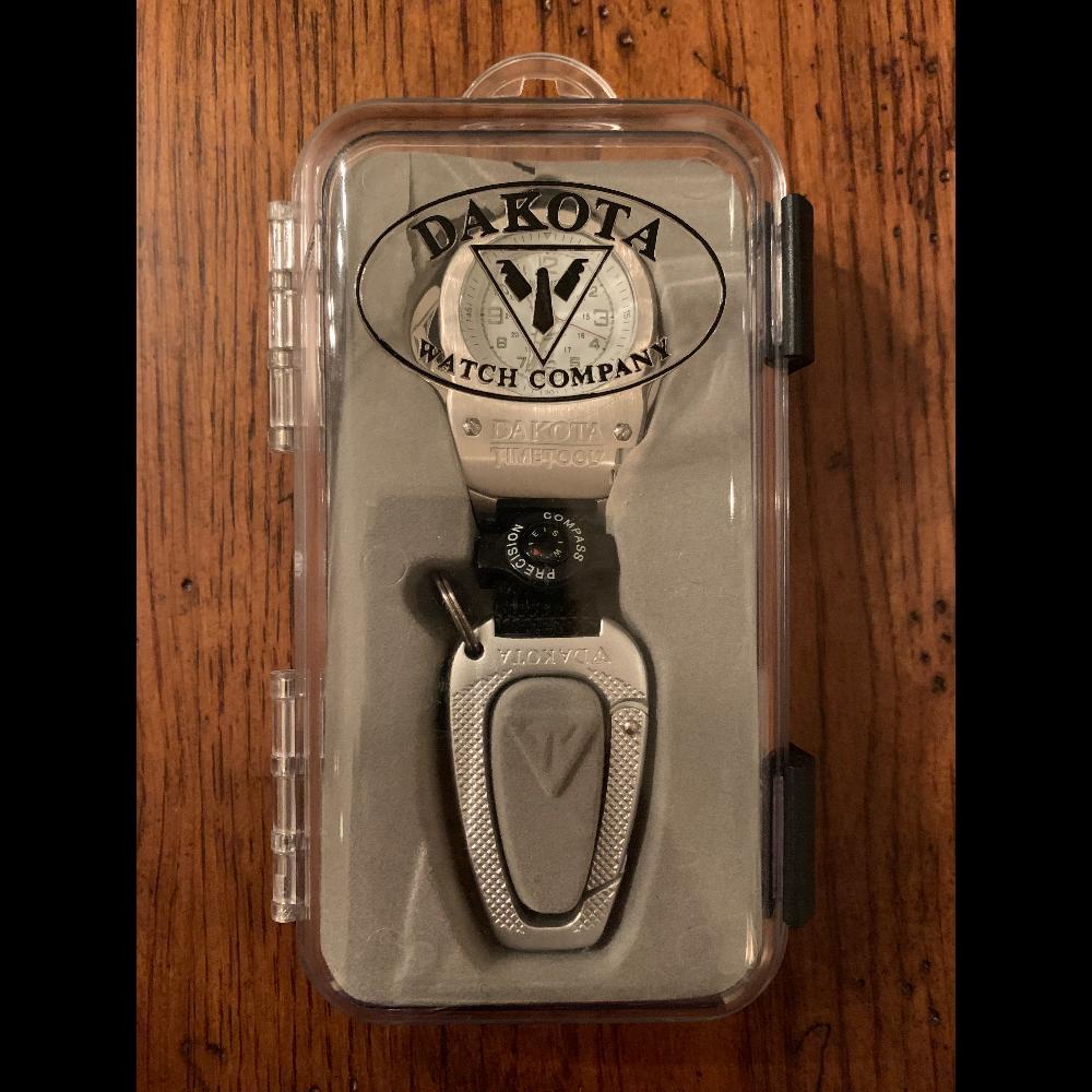 Dakota TimeTool7 Watch & Compass