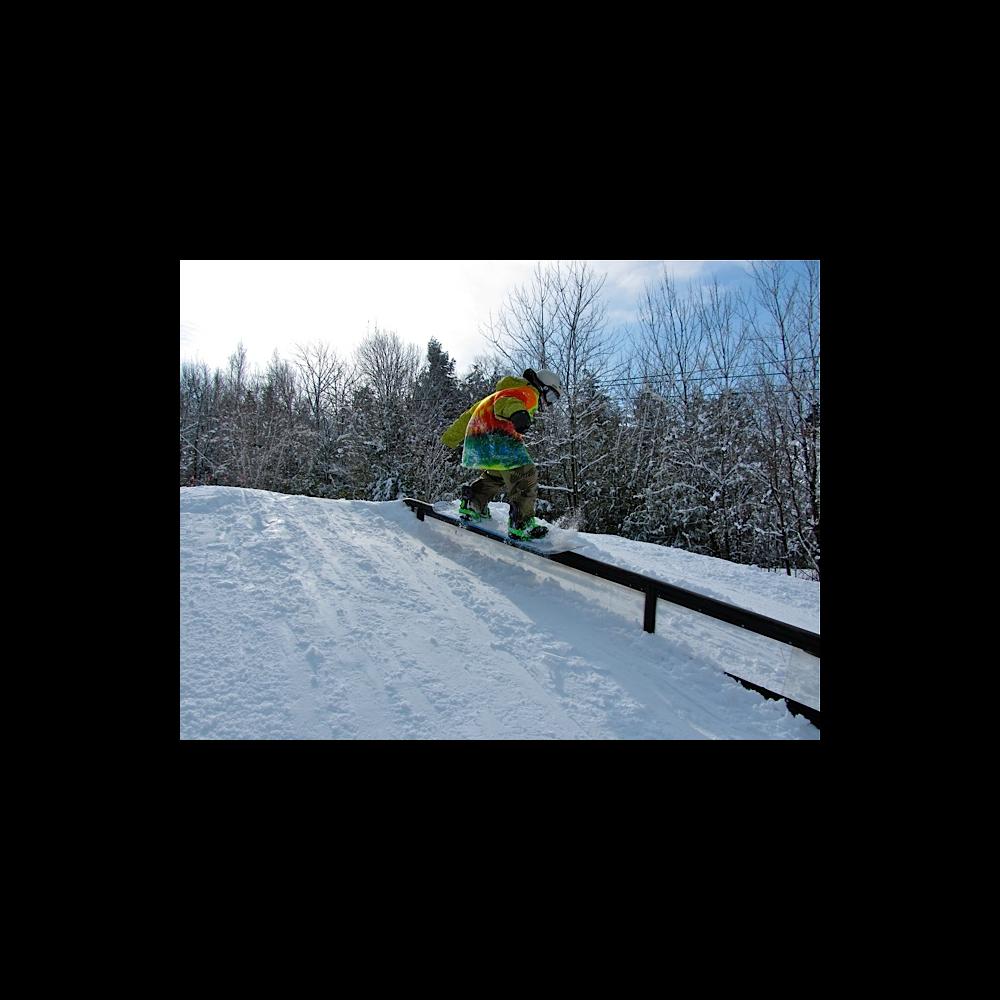 Ski Haus - Junior Seasonal Ski or Snowboard Rental
