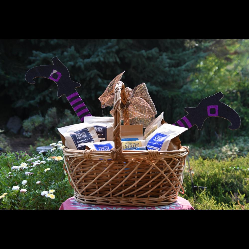 Griffin Creek Coffee Basket