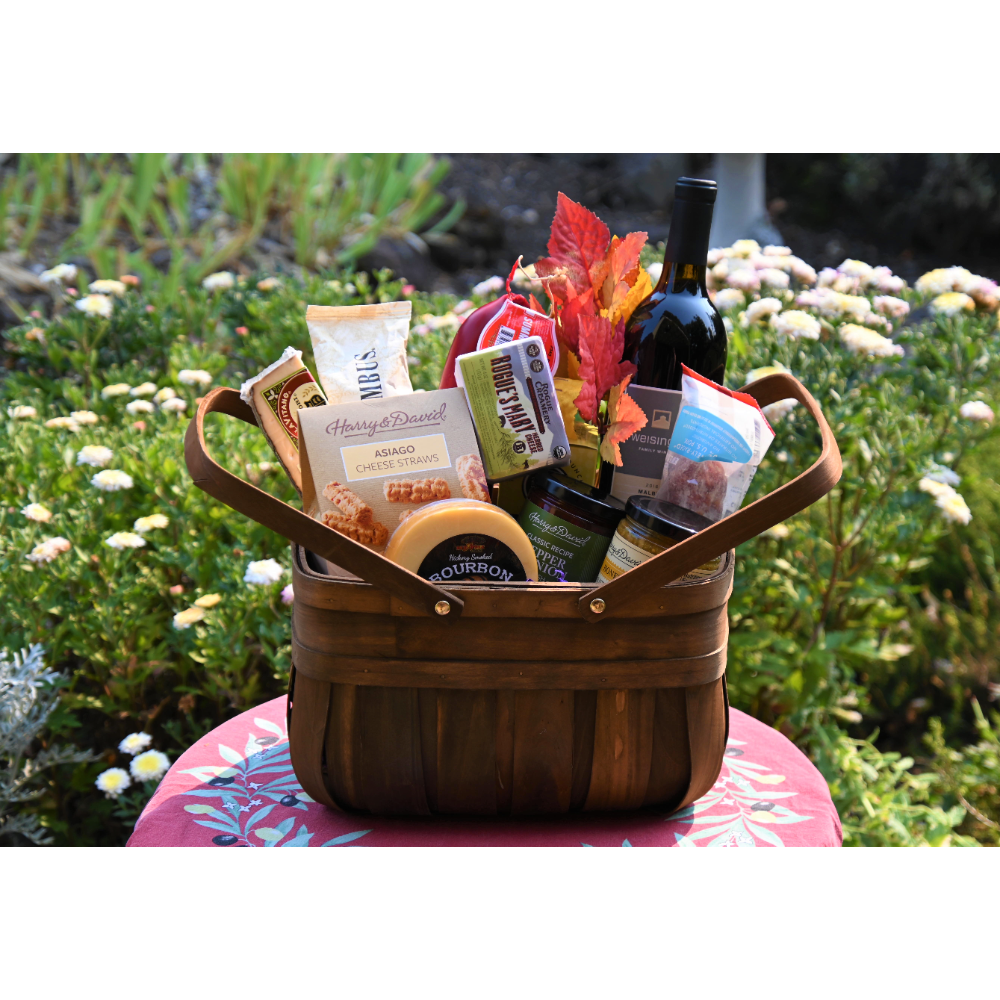 Meat & Cheese Basket