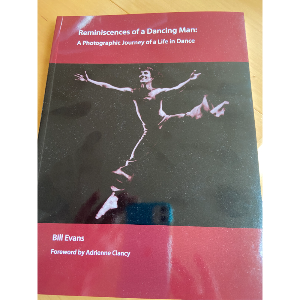 Reminiscences of a Dancing Man: A Photographic Journey of a Life in Dance