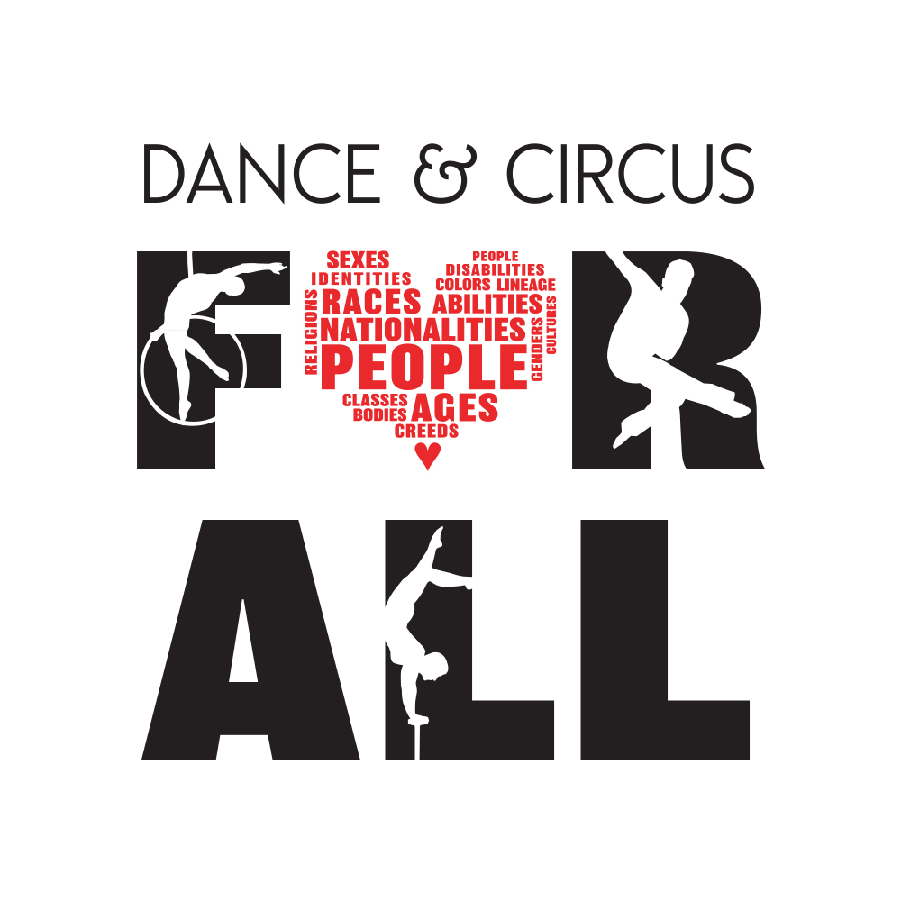 Performance - 1 Household Ticket to Dance & Circus For All