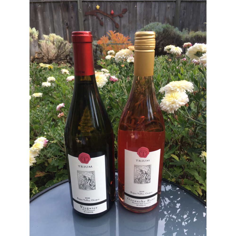 2 Bottles of Trium Wine