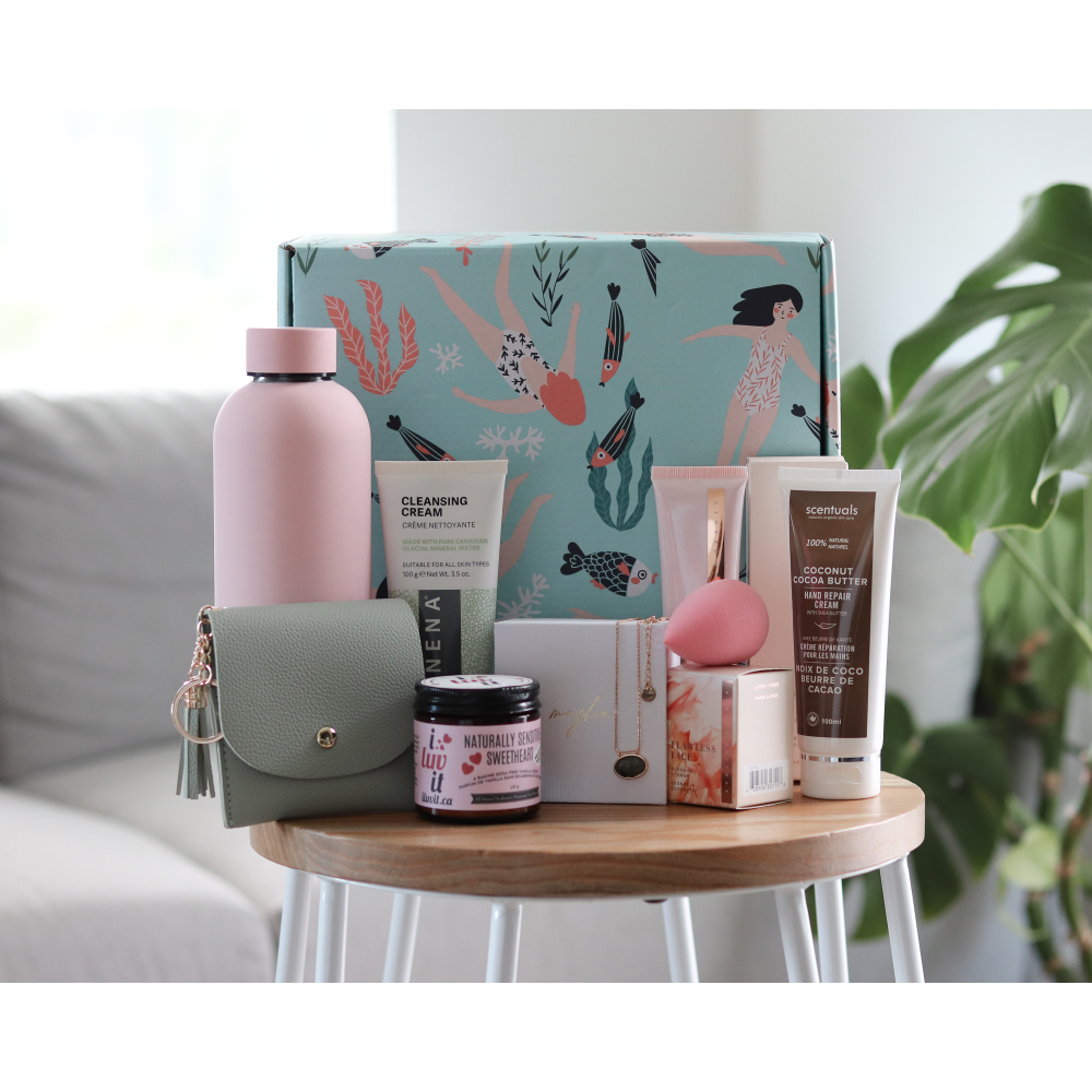 Simply Beautiful Subscription Box