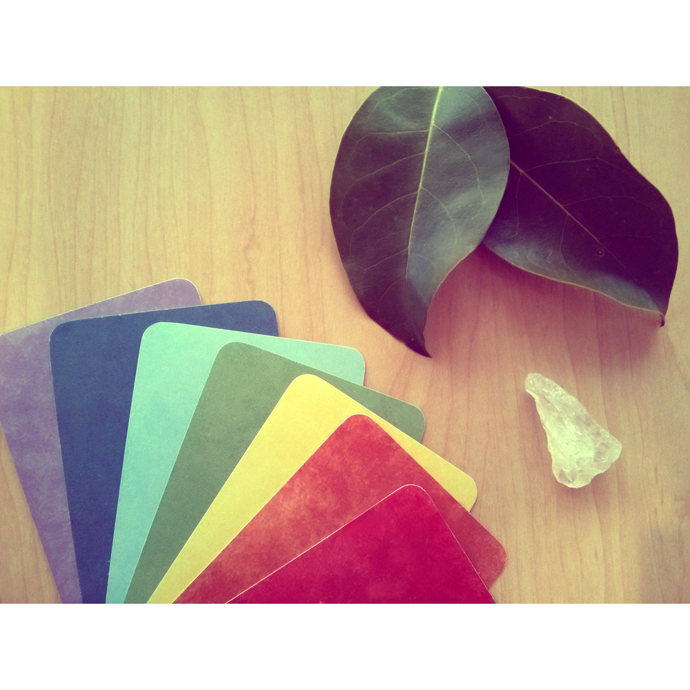 energy healing + color therapy by intuit.hue