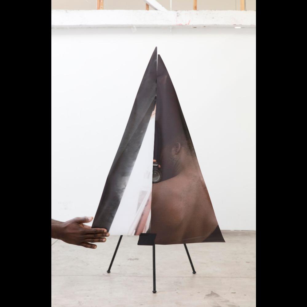 """""""Mirror Study (0X5A7385)"""" by Paul Mpagi Sepuya"""