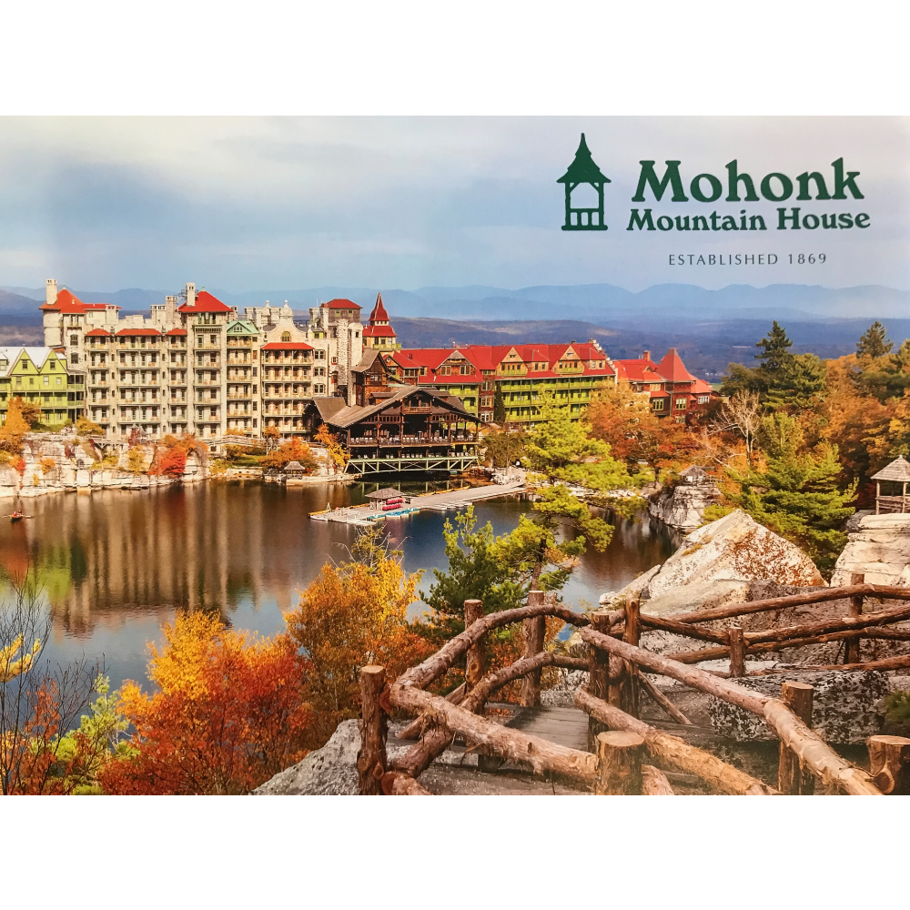 Mohonk Mountain House, New Paltz, NY - Gift Certificate