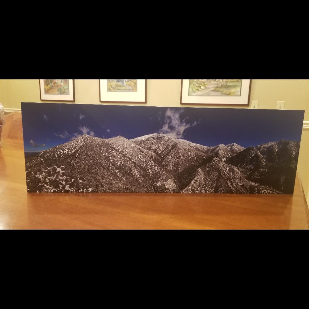 San Gabriel Mountain Range