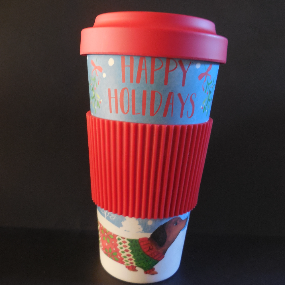 Holiday Travel Cup