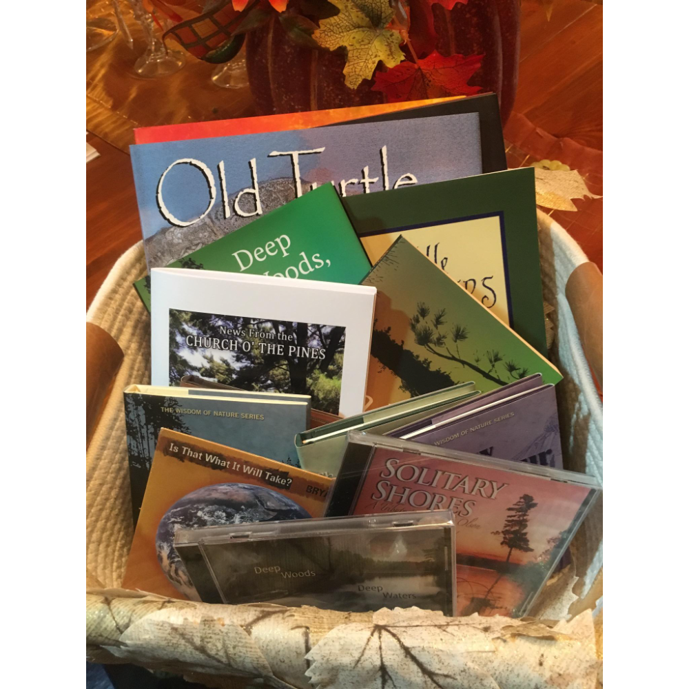 Nature Books and CDs by Author Douglas Wood