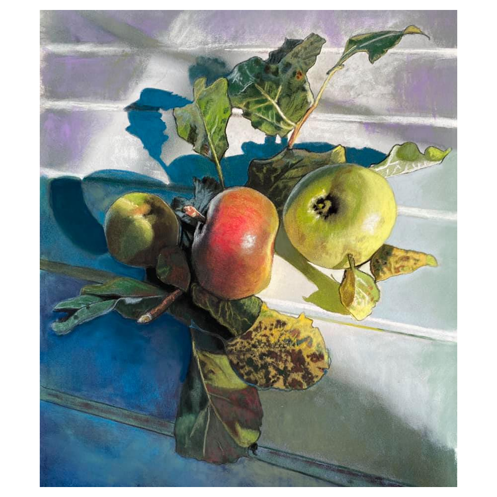 August Apples (by Joe Kluck, PSA IAPS-MC)
