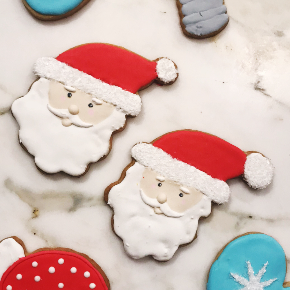 Assortment of Holiday Cookies