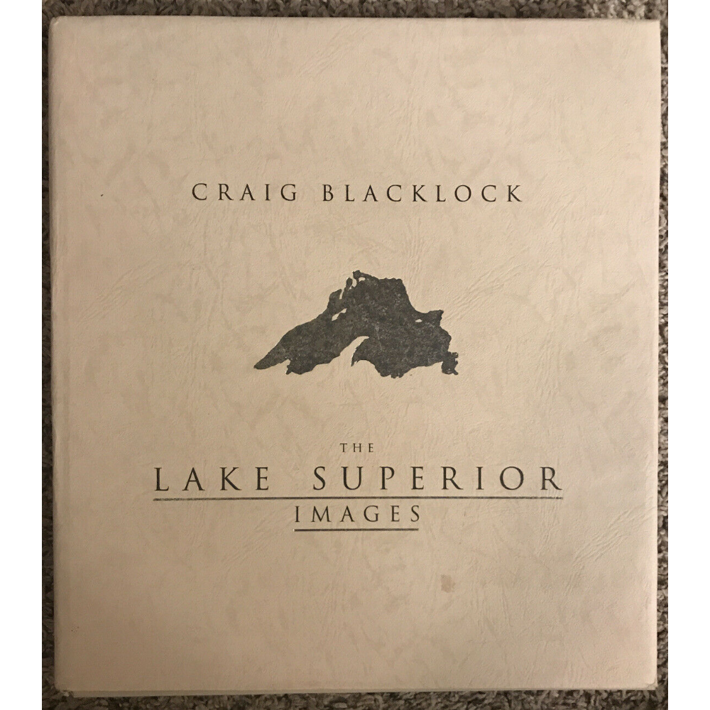 The Lake Superior Images by Craig Blacklock