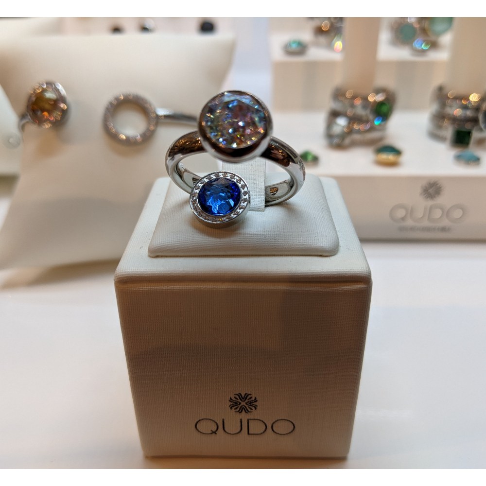 Stunning Ring by QUDO donated by Send in the Clowns