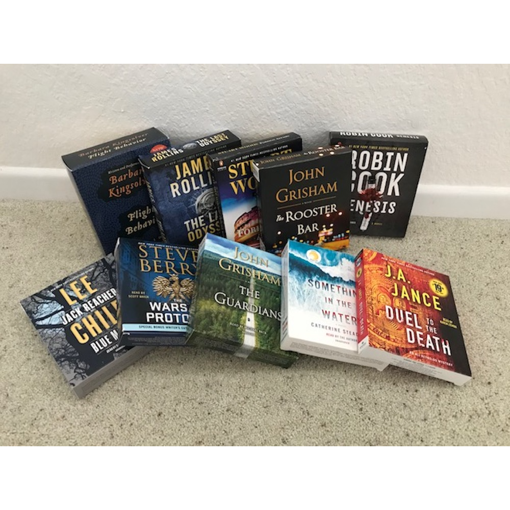 Bundle of Audiobooks