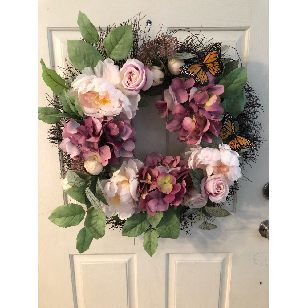 Ultimate Party Wreath