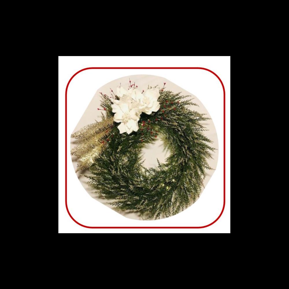 Capitis Real Estate Wreath