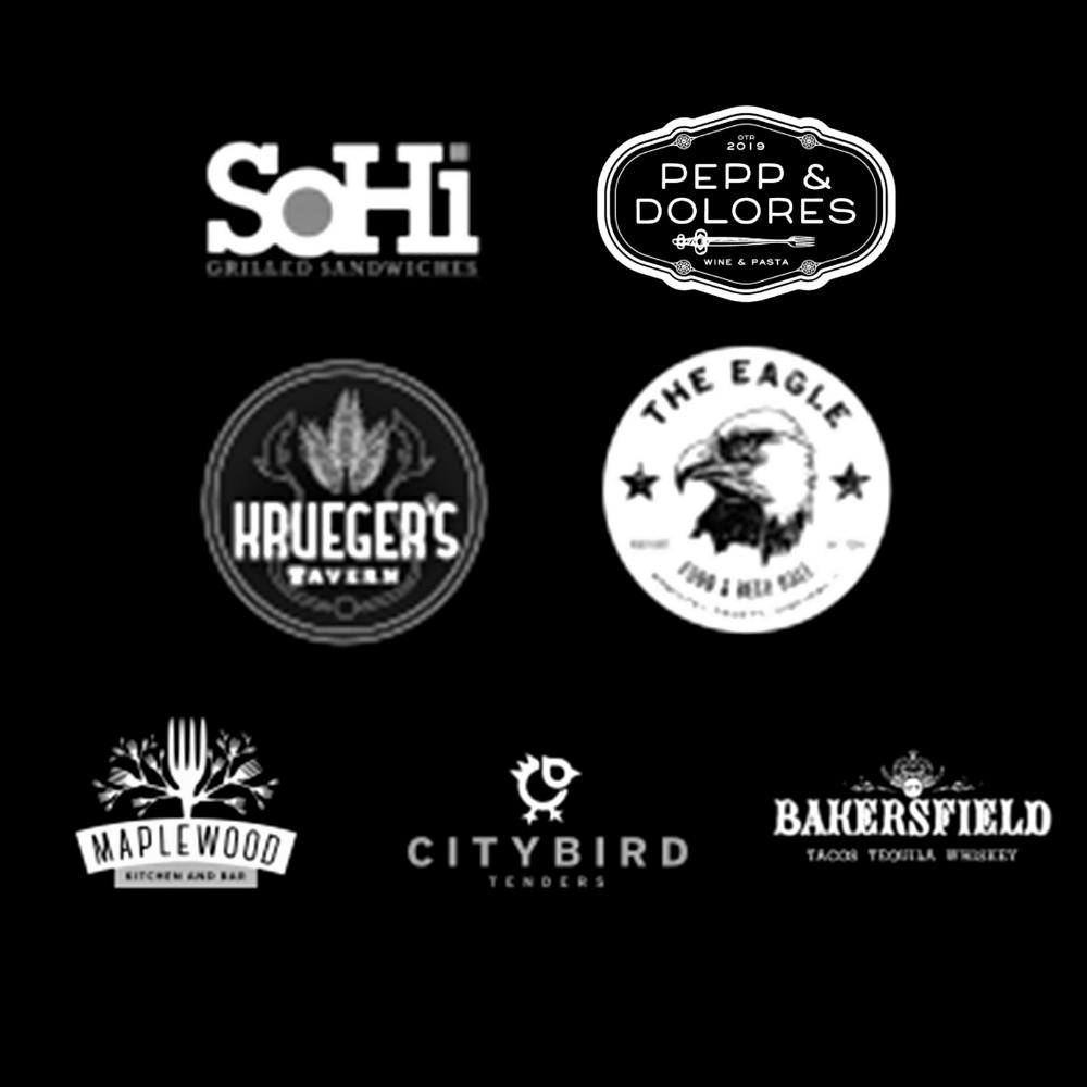 Thunderdome Group of Restaurants in Cincinnati - $20