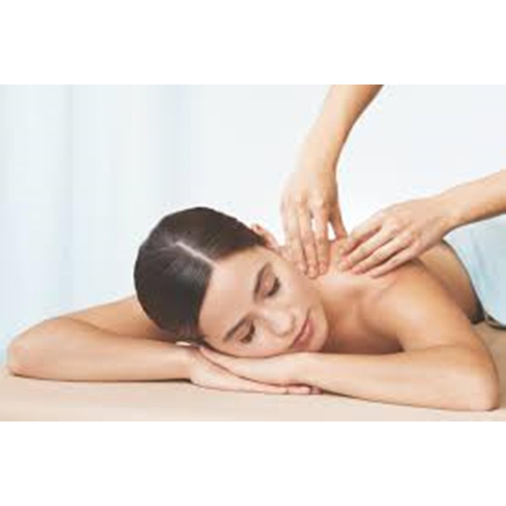 One Hour Massage for Female Client